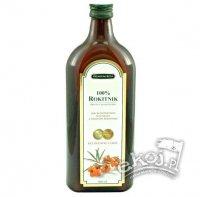 Naturalny sok z rokitnika